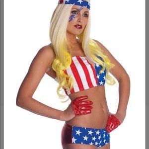 NWT Rubie's Lady Gaga Costume